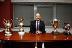 Kartalspor Kulüp Başkanı Ali Apaydın'dan yeni yıl mesajı