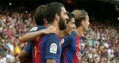 Barca tek başına Süper Lig'i geçti!