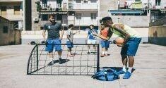 Sokak futbolunda ikinci buluşma