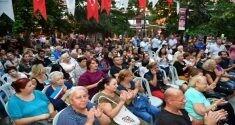 Maltepe'de Gagavuzlar, halk oyunlarıyla büyüledi
