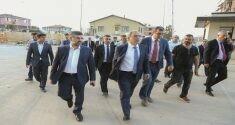 Başkan Keskin, yeni devlet hastanesinde incelemelerde bulundu