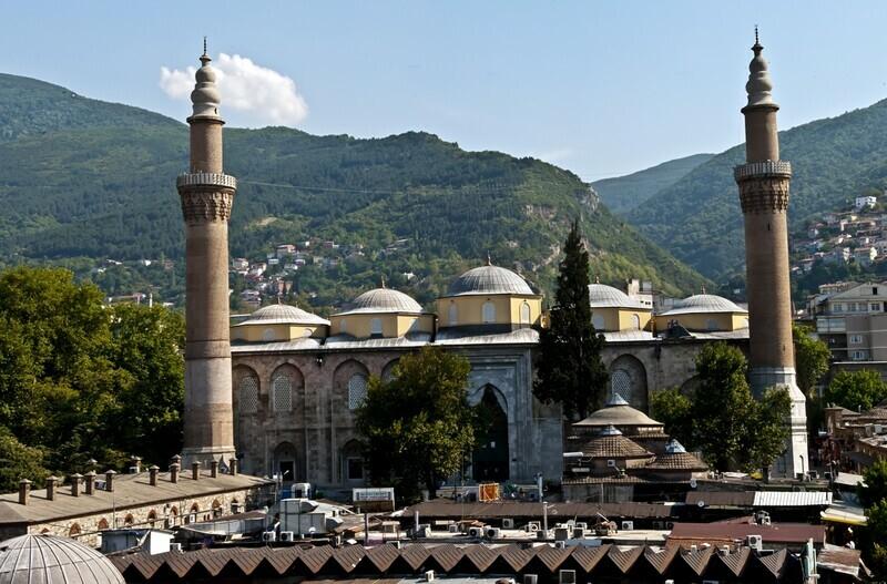 Bursa'nın Tarihine Yolculuk