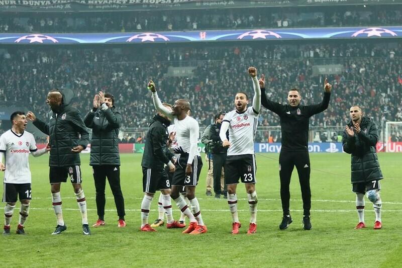 Beşiktaş tarih yazdı! İlk kez…