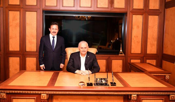 Başbakan Binali Yıldırım: Tuzla'ya Hizmetler Saymakla Bitmez