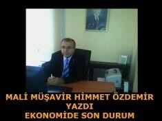EKONOMİDE SON DURUM…!!!