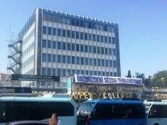 Ahmet Şimşek Koleji yenileniyor.