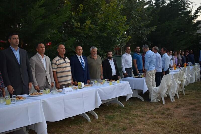 """""""Coşkulu Gençlik Festivali Kartal'da Gerçekleşti"""""""