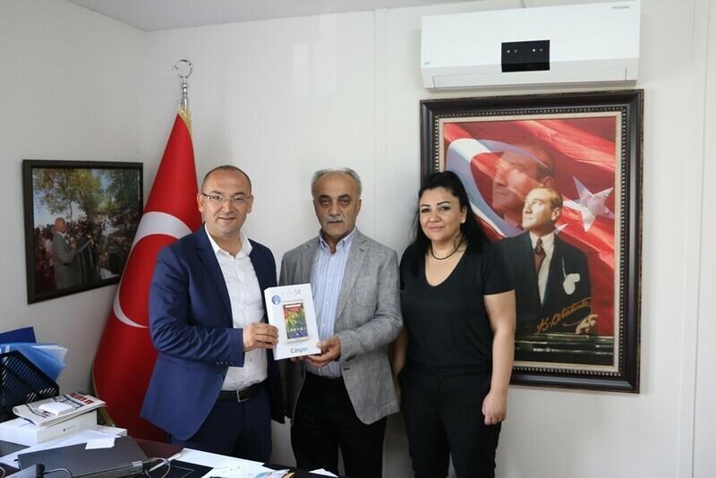 """ATIK PİL YARIŞMASI""NDA KAZANAN MUHTAR BELLİ OLDU"