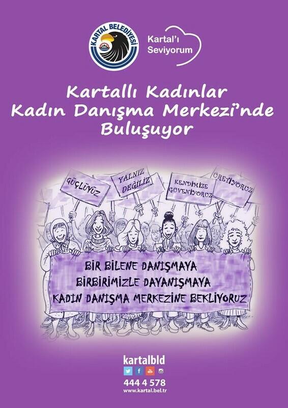 KARTAL BELEDİYESİ'NİN ÜCRETSİZ PSİKOLOJİK DESTEK GRUBU KAYITLARI BAŞLIYOR