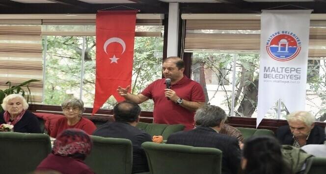 """Başkan Kılıç'tan Maltepelilere: """"Hepiniz birer Ali Kılıç'sınız"""""""