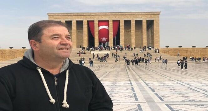 Başkan Kılıç'tan Anıtkabir'e anlamlı ziyaret