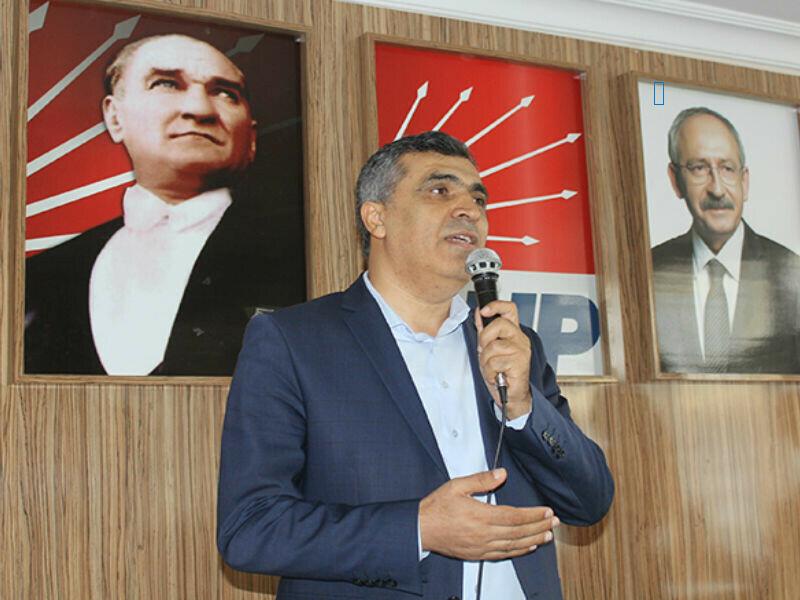 Cafer Aktürk;Ümraniye Belediye Başkanı Aday Adaylık Başvurusunu Yaptı