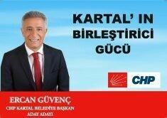 SEVGİYİ KARTAL'A EGEMEN KILACAGIZ