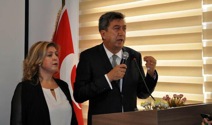Öğüt, Kadıköy Belediye Başkanlığına aday adaylık başvurusunu yaptı
