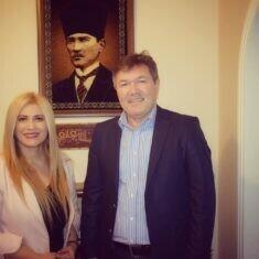 """HARUN ÖZDEMİR """" PROJELERİM FARKINDALIK YARATACAK"""""""