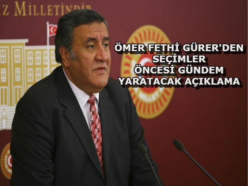 CHP'li vekilden yerel seçimler öncesinde gündem yaratacak iddia!