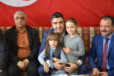 CHP Kartal Belediye Başkan adayı Gökhan Yüksel, Soğanlık'ta vatandaşlarla buluştu