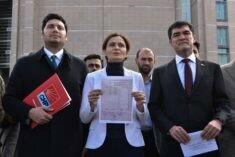 CHP'den 'mazbata' dilekçesi