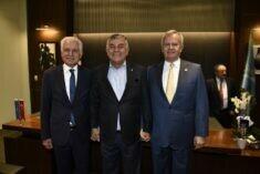 Şişli Belediye Başkanı Muammer Keskin Görevi Devraldı