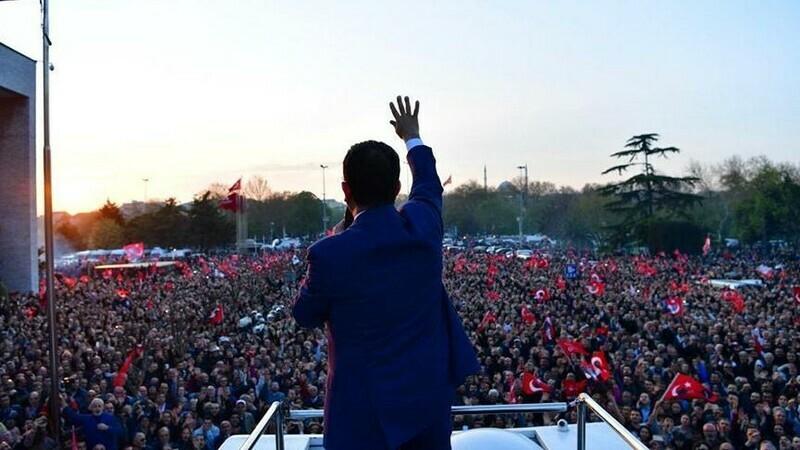 İmamoğlu İstanbullularla Maltepe'de buluşacak