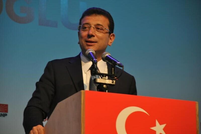 Ekrem İmamoğlu Seçim Kampanyası Tanıtım Toplantısında Konuştu