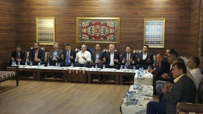 Dünya Kırşehirliler Derneği Tuzla'da Kırşehirlileri İftarda Buluşturdu