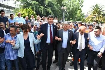 Kadıköy Belediyesi'nde Toplu Sözleşme İmzalandı