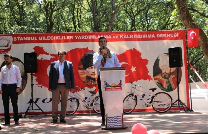 31. Osmangazi'yi Anma Şenliklerine Gökhan Yüksel'den Katılım