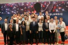 Kartal Belediyesi ve Kartal CHP Yöneticileri, İBB Başkanı Ekrem İmamoğlu ile buluştu.