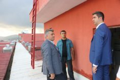 Mustafa Necati Etüt Merkezi ve Kız Yurdu Açılış İçin Gün Sayıyor