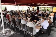Başkan Sensin Projesi Sancaktepe'de Başladı