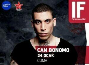 Elazığ'daki Depremden Dolayı Konserini İptal Etti