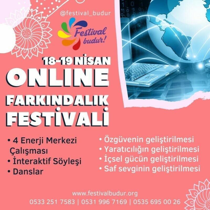 CORONA VİRÜSÜNE KARŞI ONLINE FARKINDALIK FESTİVALİ