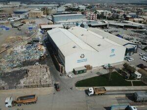 Sabiha Gökçen Havalimanı'ndan iki yılda 12 bin 410 ton atık toplandı