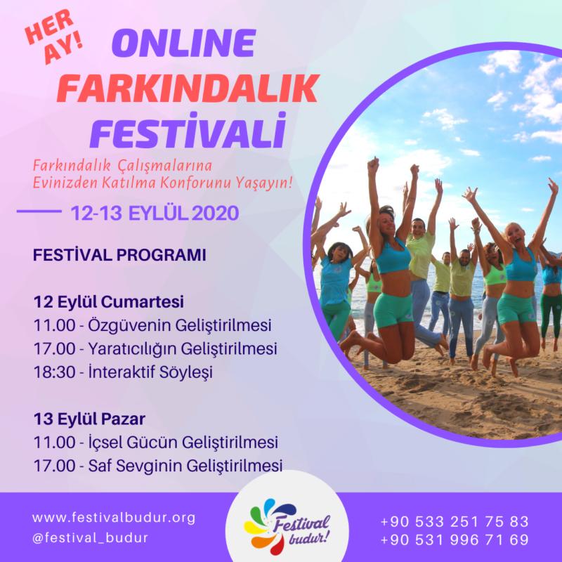 HAYAT KURTARAN HABER- COVID_19 İKİNCİ DALGADAN KORUYAN ONLINE FARKINDALIK FESTİVALİ