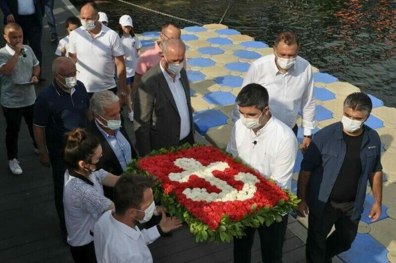 Kartal'da Denizcilik ve Kabotaj Bayramı Coşkuyla Kutlandı
