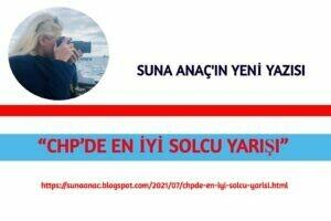 """""""CHP'DE EN İYİ SOLCU YARIŞI"""""""